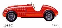 Ferrari 166 SC 1948