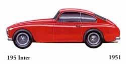 Ferrari 195 Inter 1951