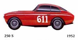 Ferrari 250 S 1952