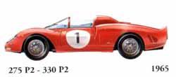 Ferrari 275 P2 / 330 P2 1965