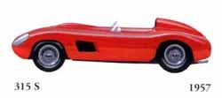 Ferrari 315 S 1957