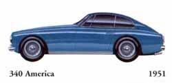 Ferrari 340 America 1951