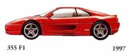 Ferrari 355 F1 1997