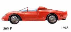 Ferrari 365 P 1965