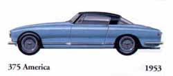 Ferrari 375 America 1953