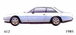 Ferrari 412 1985