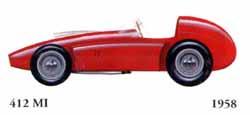 Ferrari 412 MI 1958