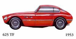 Ferrari 625 TF 1953